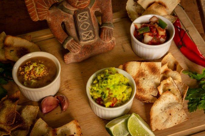 Jantar Mexicano Vegano BTJ